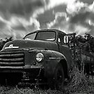 The Old Bedford - Lockyer Valley Qld Australia by Beth  Wode