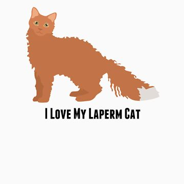 I Love My Laperm Cat by rodie9cooper6