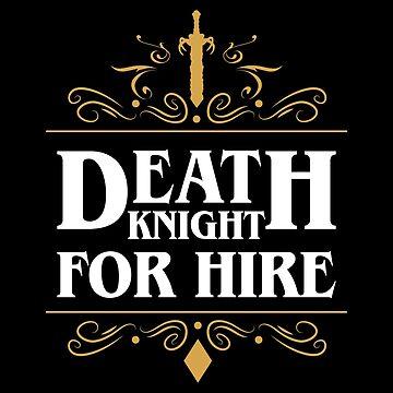 Caballero de la muerte para alquilar de pixeptional