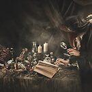 «Doctor de plaga» de Rebeca Saray