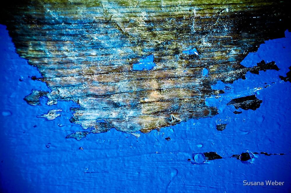 The Deep - Unsafe passage by Susana Weber