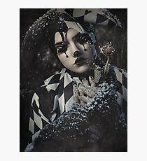 Pierrot Lámina fotográfica