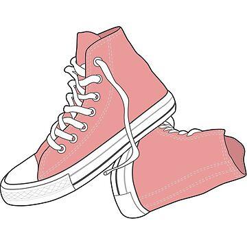 Zapato coral popular del vintage retro de tlaprise