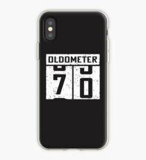 Oldometer 70 Gift iPhone Case