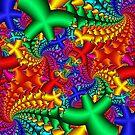 MBF Rainbow Stalks by wolfepaw