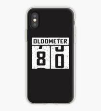 Oldometer 80 Gift iPhone Case