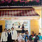 Al Piccolo Bar, Ciao - Capri by Carole Russell