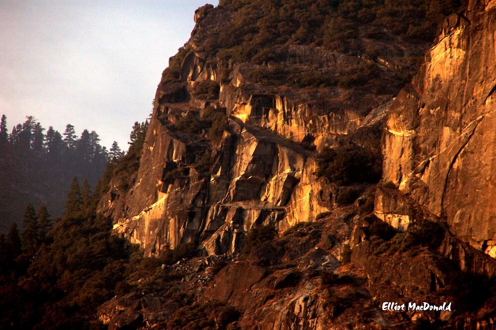 Yosemite Sunrise by Elliot MacDonald