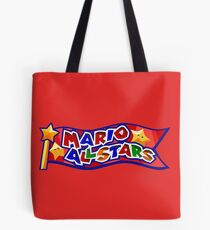 The Mario All Stars Tote Bag