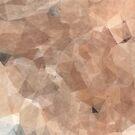 Marmor: Rosenquarz und Schwarz von greenaomi