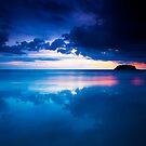 Kata Beach Sunset by Paul Pichugin