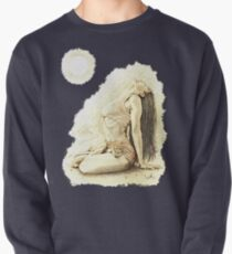 """At One"" Colour Pencil Artwork Pullover"