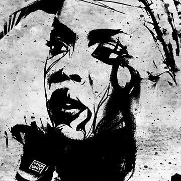 Miss Lauryn Hill  by WildUnit