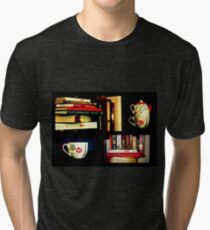 Still  Life  Tri-blend T-Shirt