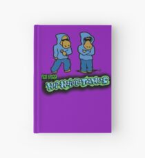 The Flight of the Conchords - The Hiphopopotamus Hardcover Journal