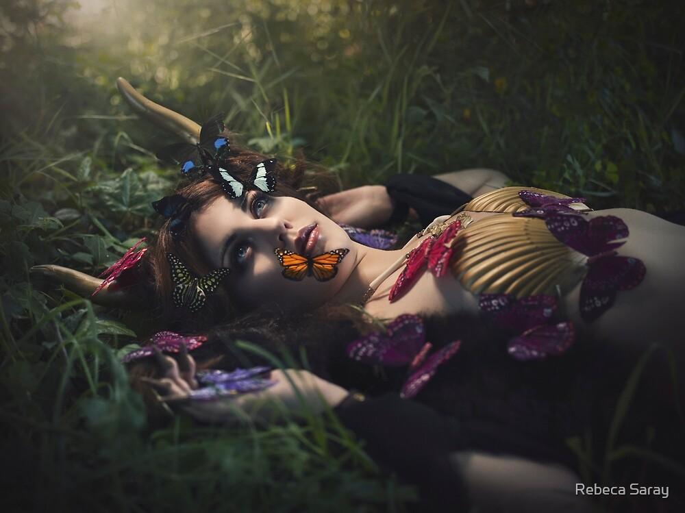 «Butterfly» de Rebeca Saray
