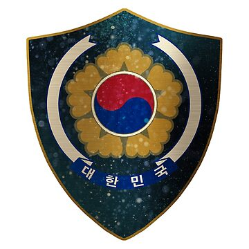 Korea Coat of Arms by ockshirts