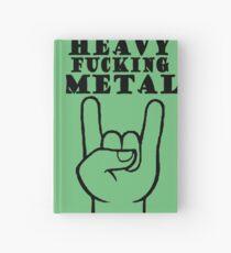 Heavy Metal Hardcover Journal