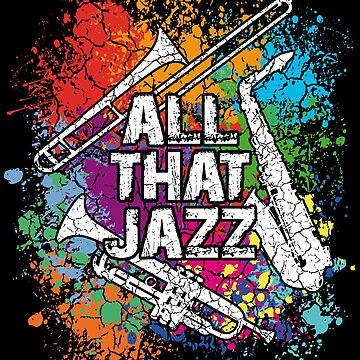 Trombone, Trumpet, Saxophone - All That Jazz by Vectorbrusher
