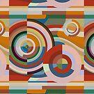 Colour Revolution Square TWO by BigFatArts