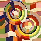 Colour Revolution Square SEVEN by BigFatArts
