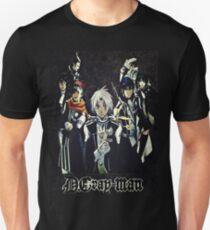 D. Gray Man - Group T-Shirt