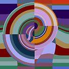 Colour Revolution Square NINE by BigFatArts