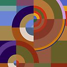 Colour Revolution Square TEN by BigFatArts
