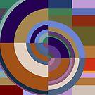 Colour Revolution Square TWELVE by BigFatArts