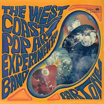 La banda experimental de arte pop de la costa oeste, primera parte de tommy2shots