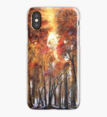 Timeless Trees iPhone Case