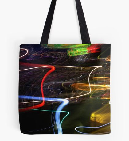 Lights on the Harbour Tote Bag