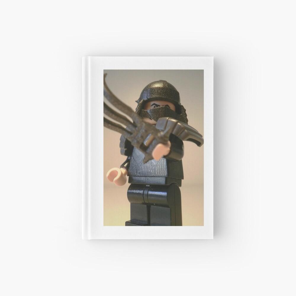 TMNT Teenage Mutant Ninja Turtles Master Shredder Custom Minifigure iPhone Case 'Customize My Minifig' Notizbuch