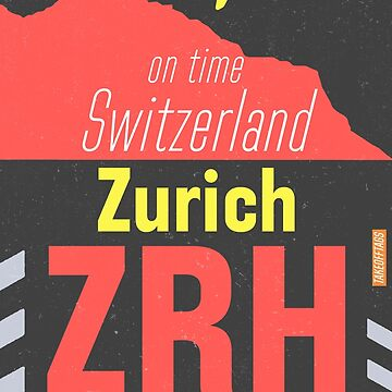 Copy of Airport ZRH Zurich by Aviators