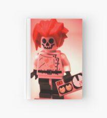 Professor Boom Custom Minifigure Notizbuch