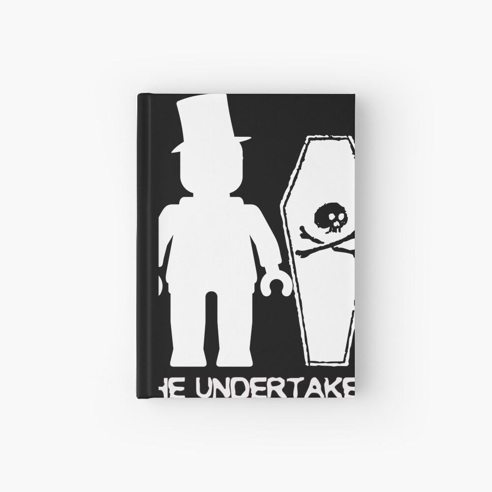 """""""THE UNDERTAKER""""  Notizbuch"""