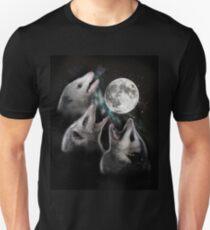 3 Opossum Moon T-Shirt