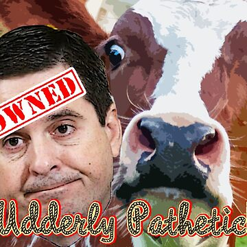 Devin Nunes - Udderly Pathetic by Thelittlelord