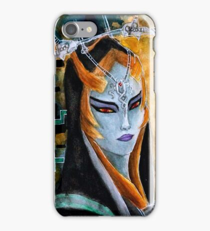 The Princess of Twilight iPhone Case/Skin