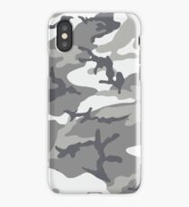 Metro Camo iPhone Case/Skin