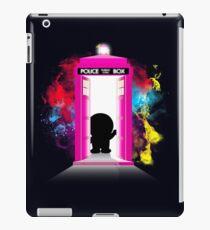 Dr. MON iPad Case/Skin