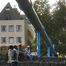 Wasserbau and hangout by Marjolein Katsma