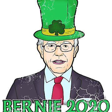Bernie 2020 Irish St. Patricks by frittata
