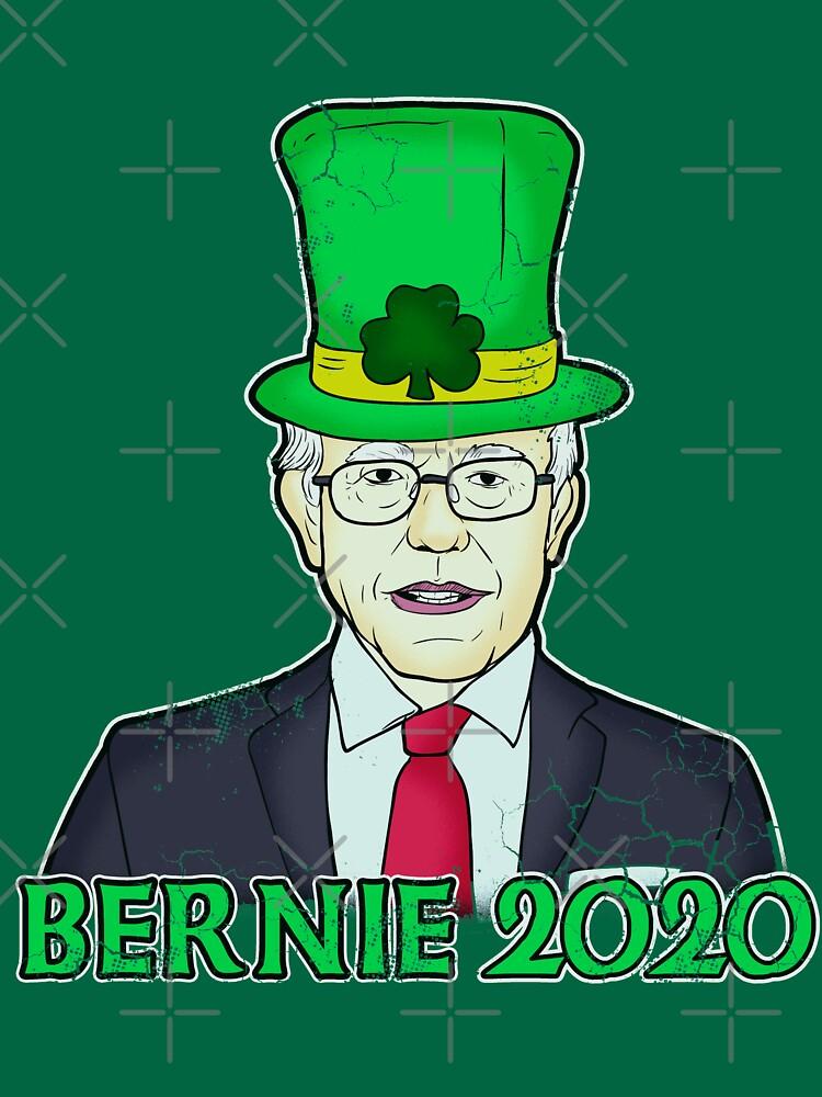 Bernie 2020 Irish St. Patricks von frittata