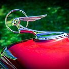 1934 Pontiac Softail Hood Ornament by kenmo