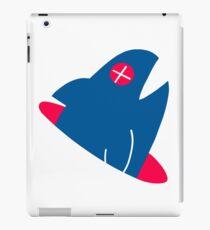 Simplistic Dead Fish Head iPad Case/Skin