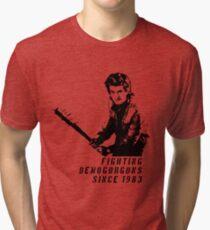 Steve Fighting (Fremde Dinge) Vintage T-Shirt