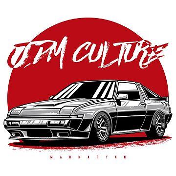 JDM Culture. Starion by OlegMarkaryan