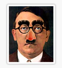 Fuhrer Fun - Adolf Hitler Sticker