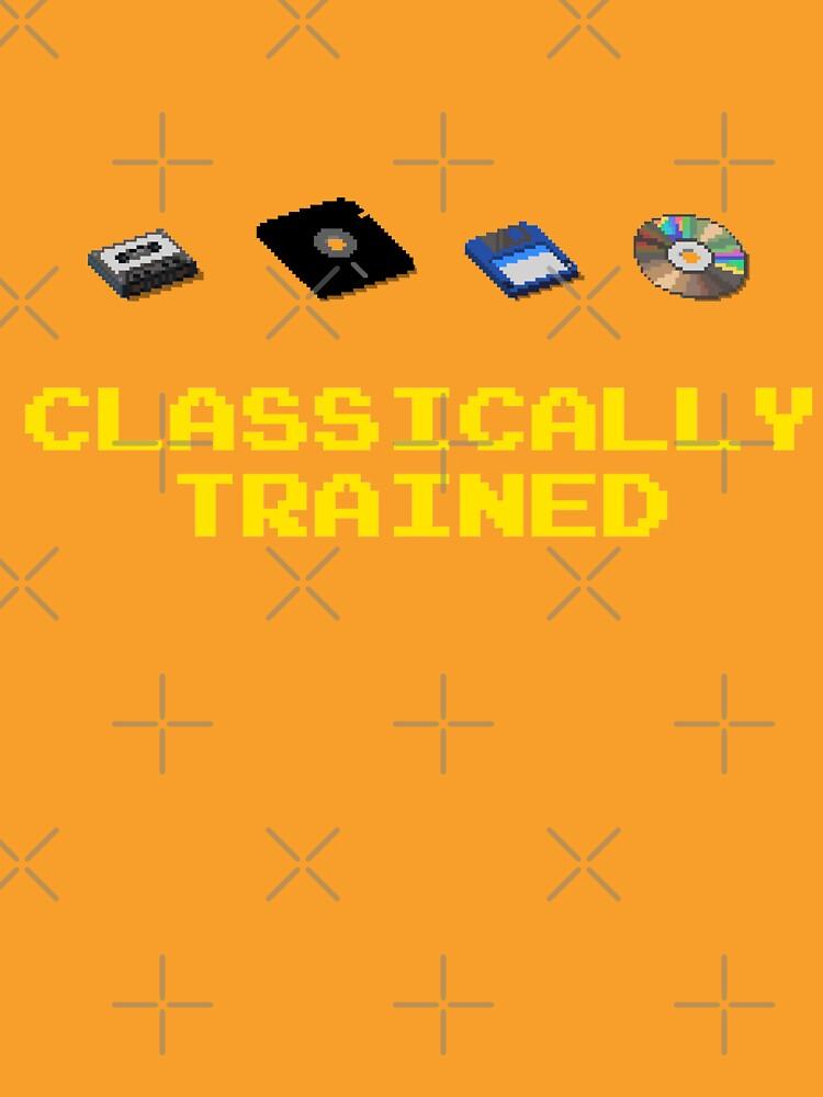Geekdom - Classically Trained (Media) by ccorkin